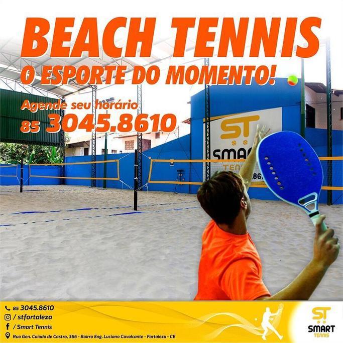 cd058ef82 Academia Smart Tênis - Engenheiro Luciano Cavalcante - Fortaleza ...