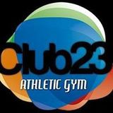Club 23 Athletic Gym - logo