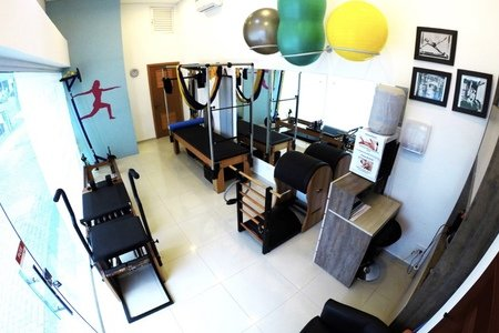 Acqua Perli Pilates - Viaduto do Orleans -