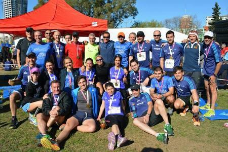 SLX Run Club Parque Leloir -