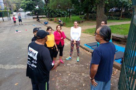 Sprint Basic - Parque Severo Gomes -