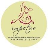 Impetus Escuela Argentina De Bailes De Salón Flores - logo