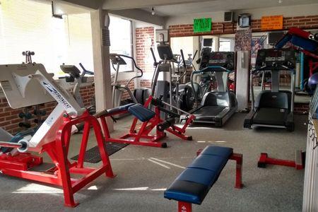 Aaron's Gym -