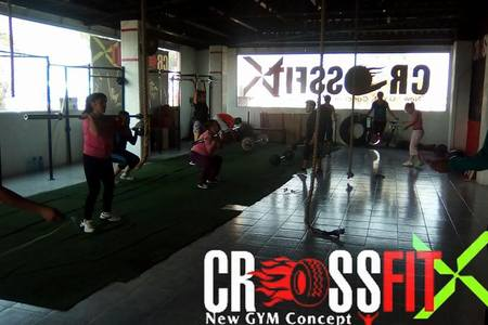 Crossfit X -