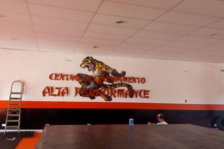 Centro de Treinamento Alta Performance