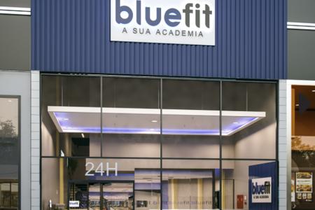 Academia Bluefit - Baeta Neves -
