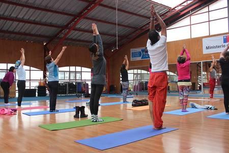 Cendyr Gym La Serena -