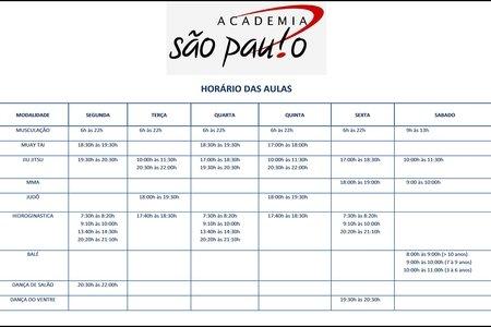 Academia São Paulo
