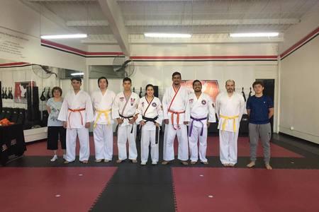 ATA Bekho Power Academy San Bernando -