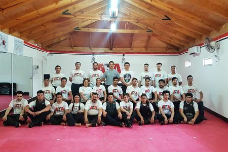 Ata Bekho Power Academy Lampa