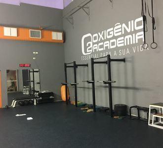 Oxigênio Academia