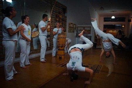 Grupo Capoeira Brasil - Formado Ilson