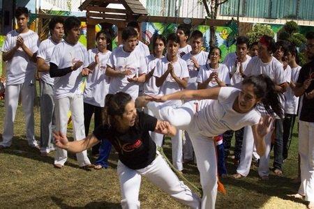 Arte y Capoeira Ermita -