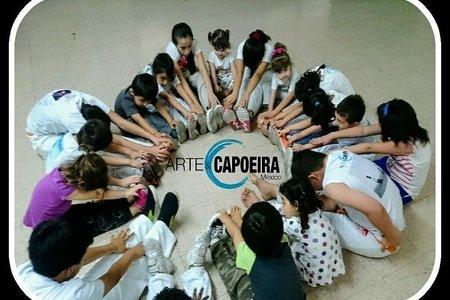 Arte y Capoeira Texcoco -