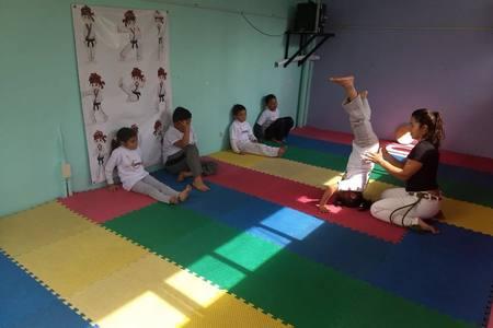 Arte y Capoeira Texcoco