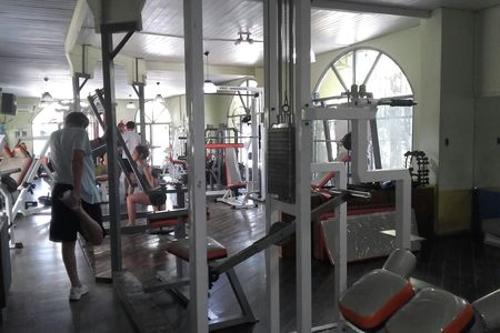 Movie Gym