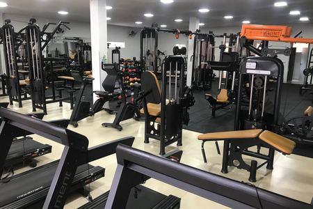 Academia Du Fitness -