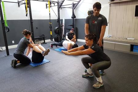 Kcal treinamento funcional -