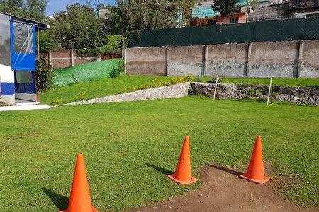 Squash Acueducto -