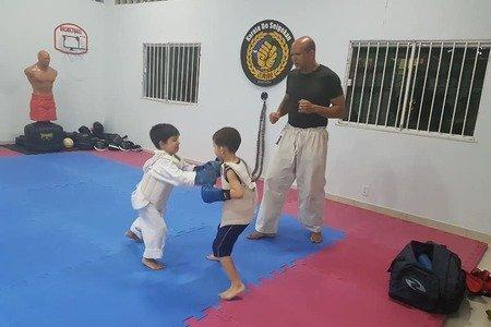 Karate Goju Ryu do Seigokan no Meier
