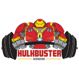 Academia Hulkbuster - logo