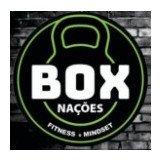 Box Nações - logo