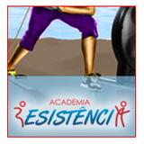 Academia Resistência Paraúna - logo