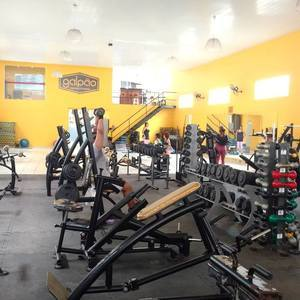 Academia Galpão Espaço Fitness