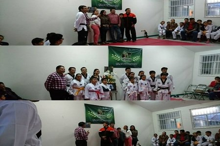 Aztecas Taekwondo CBIS Sur