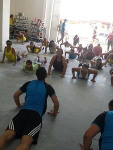 Studio Personal Fitness e Dança -