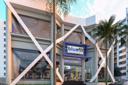 Academia Bluefit - Anália Franco -