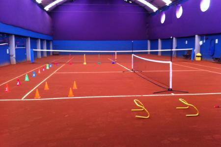 Tennis Lounge - Moema