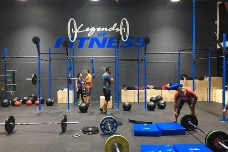 Legends Of Fitness -