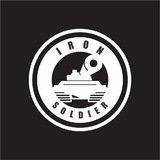 Iron Soldier - logo