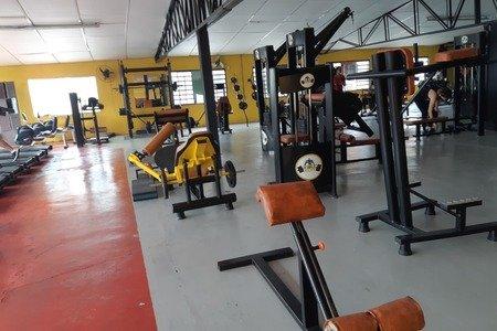 Academia Corpo em Ação