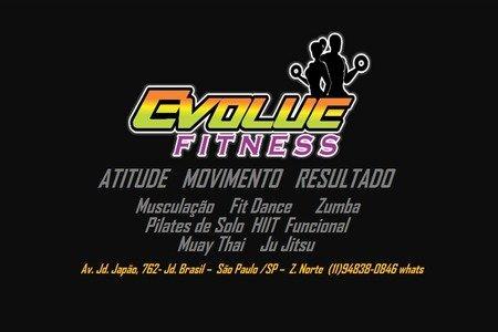 Evolue Fitness