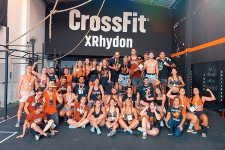 Crossfit Xrhydon